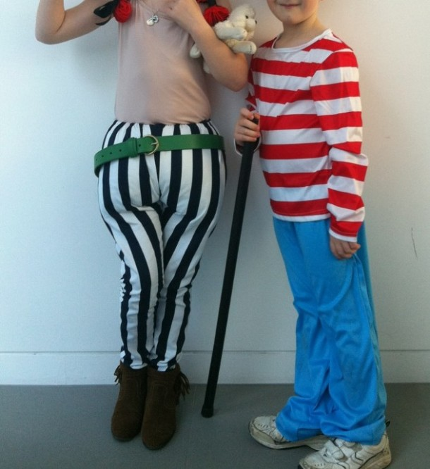 Obelix and Wally